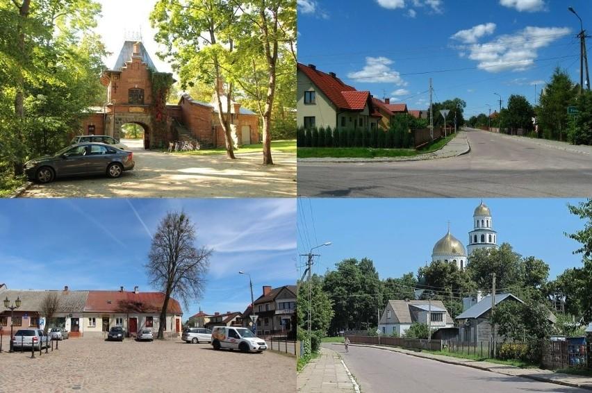 W województwie podlaskim jest 3 277 wsi, ale które z nich...