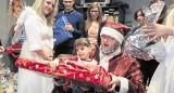Mikołaj w domach dziecka