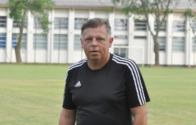 Marcin Jałocha od niedawna jest trenerem Polonii Nysa