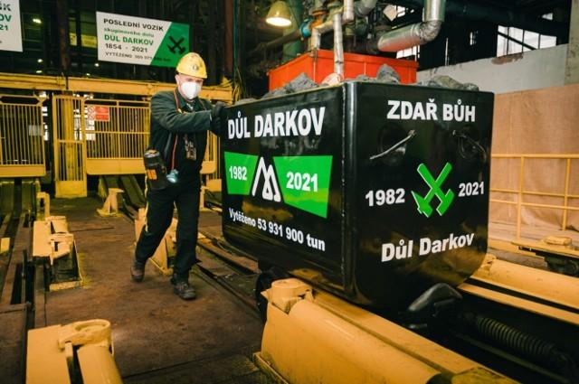 OKD zamknął dwie kopalnie: Darków i ČSA