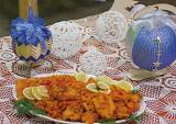 Ryba w sosie curry (gmina Konopnica) [VIDEO]