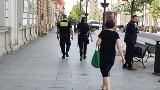 Straż Miejska w  Łodzi wraca na ulice i do swoich normalnych obowiązków. Nie jest już pod rozkazami policji