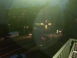 Egipskie ciemności na ulicy Sienkiewicza. Czy lampy będą działać? (FOTO)