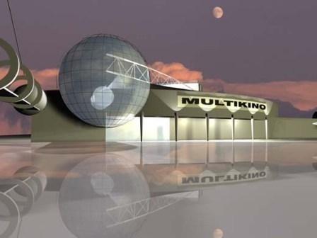 Tak miało wyglądać wielkie kieleckie centrum handlowe połączone z multikinem. Inwestycję chciała zrealizowac firma Pia Piasecki.