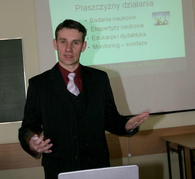 Dr Robert Janowski