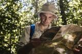 180 kilometrów pieszo wokół Puszczy Białowieskiej. Podróżnik Łukasz Supergan wędruje w obronie lasów w województwie podlaskim (zdjęcia)