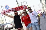 Rekordowe upały i polscy kibice w Sankt Petersburgu, gdzie dziś Polacy zagrają ze Szwecją o awans do 1/8 finału Euro 2020