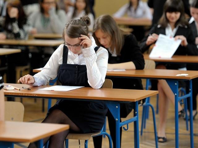 Egzamin gimnazjalny 2011.