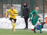 Wartościowy test dla trzecioligowej drużyny Sokoła Aleksandrów w Grodzisku Mazowieckim