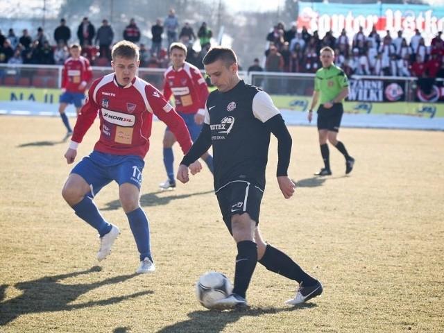 W II lidze Drutex-Bytovia jeszcze z Chrobrym Głogów nie wygrał.