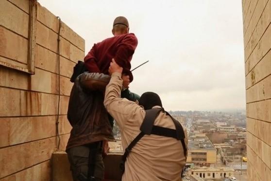 Egzekucja rzekomych gejów