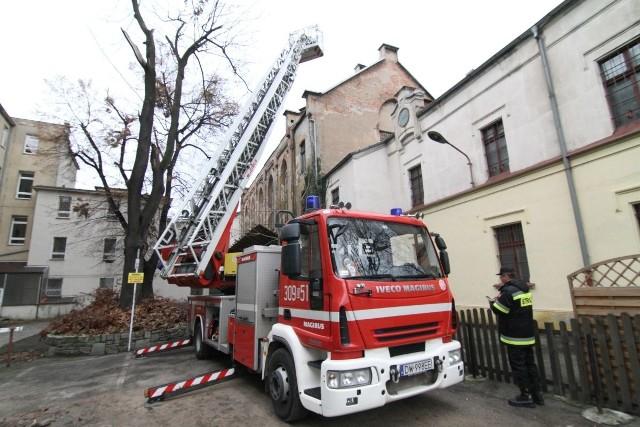 Podłączenie strażaka