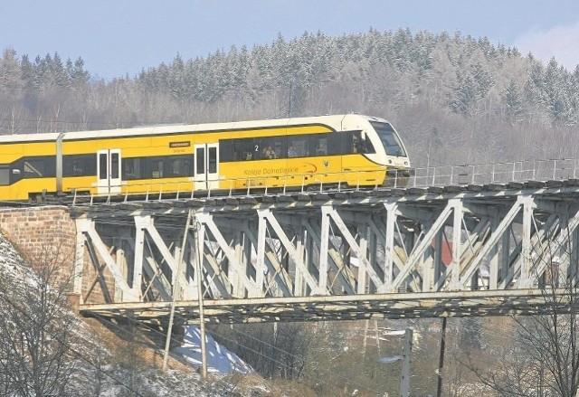 Pociąg to nie tylko atrakcja turystyczna. Potrzebny jest mieszkańcom