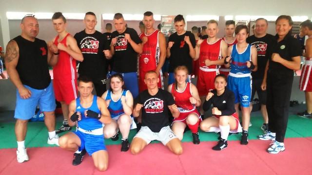 Nasi reprezentanci z Fight Club Łódź, klubu Wilki Fight Club Opoczno i RKS Łódź zasłużyli na brawa
