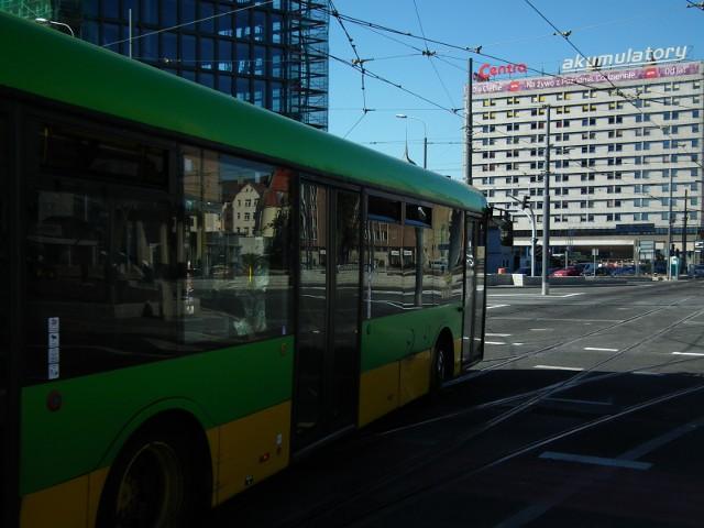 Zmiany w kursowaniu autobusów od środy