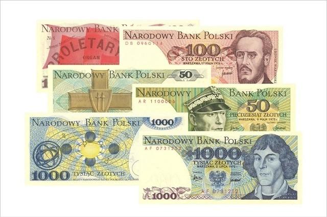 Do 31 grudnia 2010 roku można wymienić w banku stare banknoty na nowe.