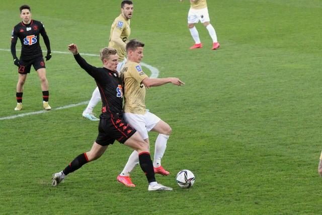 Jakub Żubrowski to były piłkarz mieleckiego klubu