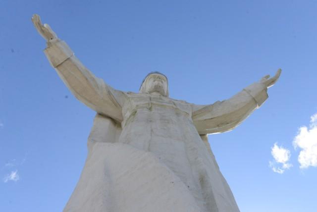 Ekstremalna Droga Krzyżowa w Lubuskiem zakończy się pod pomnikiem Chrystusa Króla w Świebodzinie