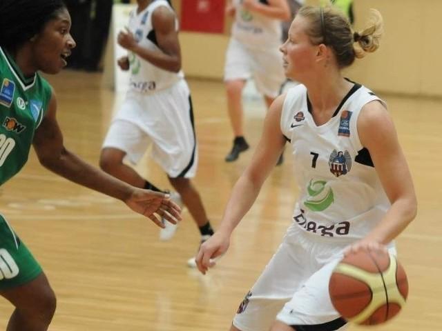 z Energi Toruń zdobyła pięć punktów dla reprezentacji Polski.