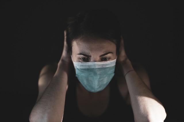 - Nie mam pojęcia, gdzie mogłam się zarazić - mówi 31-letnia Kamila Olech, która kilka dni temu otrzymała pozytywny wynik testu na koronawirusa