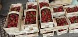 Giełda przy Andersa w Białymstoku. Truskawki i młode warzywa cieszyły się wzięciem. Sprawdź ceny owoców i warzyw (zdjęcia)