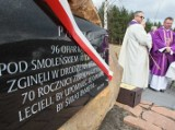 Uroczystości w Kielcach w 11 rocznicę katastrofy prezydenckiego samolotu w Smoleńsku