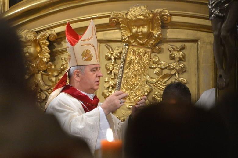 Biskup Kielecki Jan Piotrowski (na zdjęciu) mianował nowych...