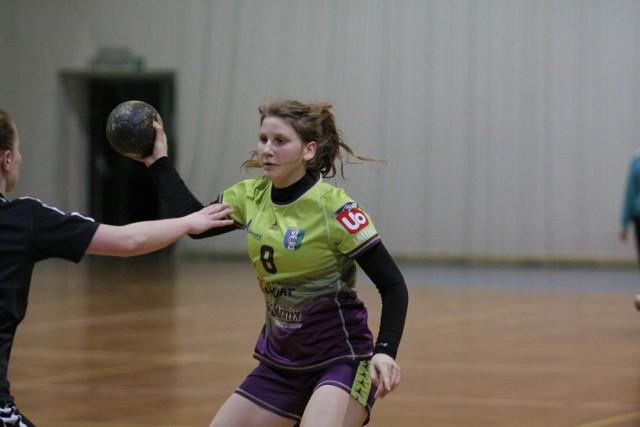 Wioletta Kurpiella z TOR-u Dobrzeń Wielki.