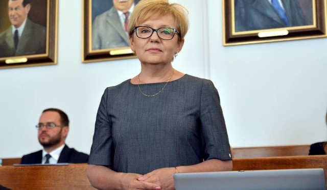 Irmina Nikiel, dyrektor wojewódzkiej stacji sanepidu radzi jak zbierać grzyby