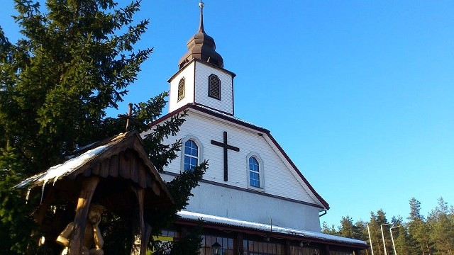 Parafia Krzyża Świętego w Grabówce