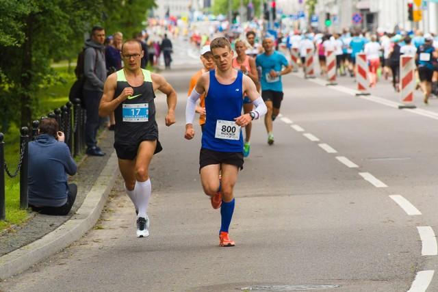2016-05-15 bialystok 4 pko bialystok polmaraton  fot. wojciech wojtkielewicz kurier poranny / gazeta wspoczesna polska press