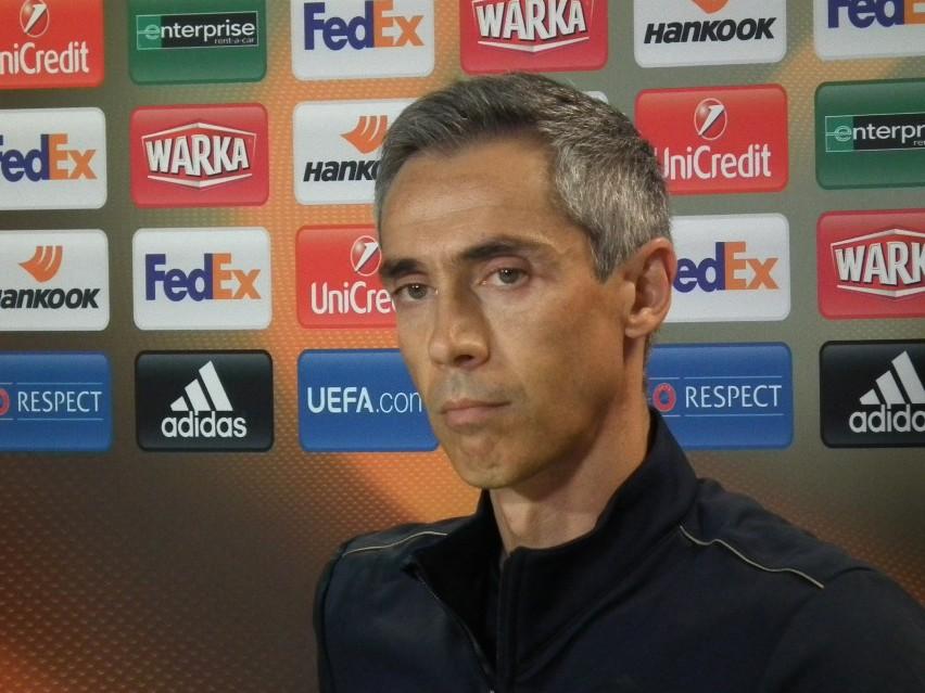 """Paulo Sousa: """"Najbliższe mecze pokażą wam, jak chcę, żeby grała ta reprezentacja"""""""