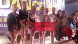 Wielkie sukcesy młodziutkich  inowrocławskich tancerzy podczas Mistrzostw Świata w czeskim Libercu! [zdjęcia]