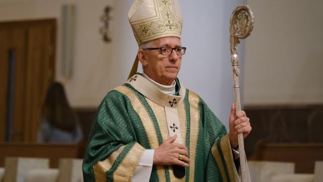 """Abp Skworc przyznał, że jego """"pierwotna ocena działalności ks. P. mogła być błędna"""" i  m.in. poprosił o wyznaczenie arcybiskupa koadiutora"""