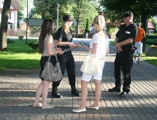 Policja w Bielsku Podlaskim przeprowadziła akcję Nieletni