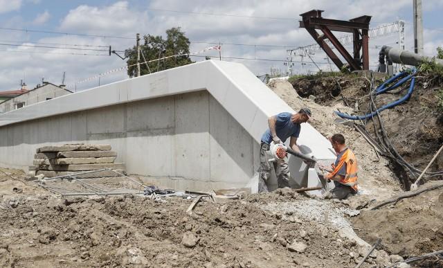 Przebudowa wiaduktu nad ul. Batorego w Rzeszowie to część dwóch większych inwestycji PKP PLK oraz Urzędu Miasta Rzeszowa.