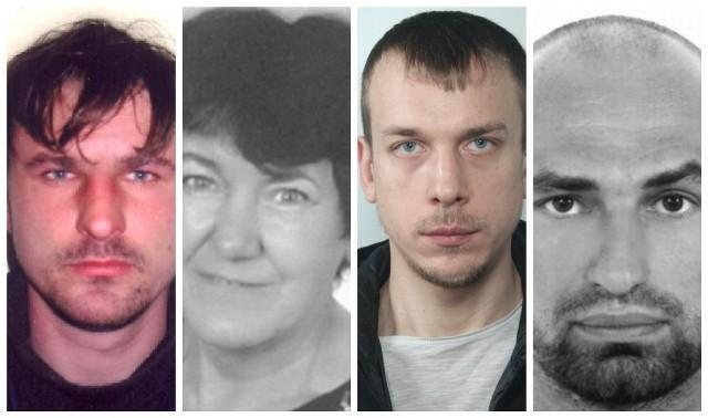 Tych osób szuka policja.>>>>ZOBACZ GALERIĘ!>>>>>>