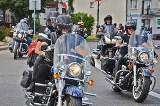 Kilkuset miłośników motocykli przejechało w rajdzie przez Podlasie (ZDJĘCIA)