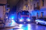 Straż pożarna na Nowym Świecie w Białymstoku. Szukali wycieku gazu (zdjęcia)