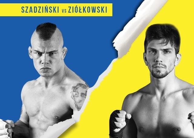 Gracjan Szadziński ze Stargardu zmierzy się na KSW 48 z Marianem Ziółkowskim.