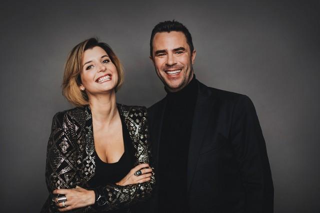 Elias i Agnieszka Vahlund