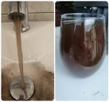 Co dzieje się z wodą w Czerwieńsku? Czytelniczka: to leciało nam ostatnio z kranu! Jak tu wykąpać dziecko czy ugotować obiad?