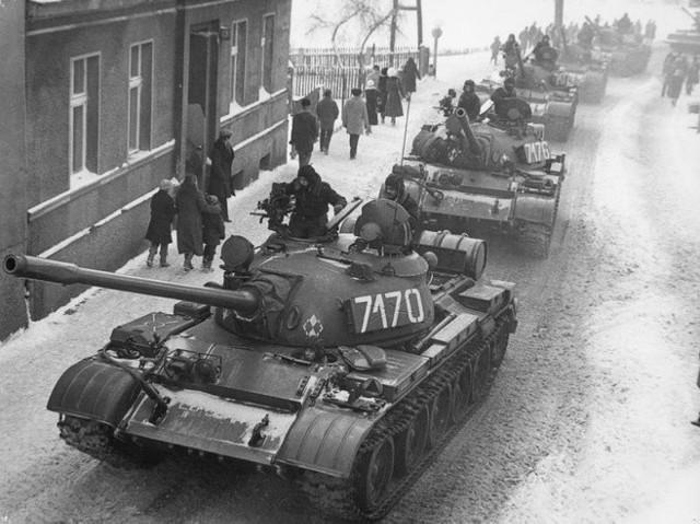 Stan wojenny: W 2018 mija 37 lat od wprowadzenia stanu wojennego w nocy z 12/13 grudnia 1981