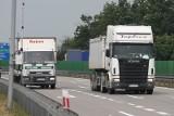 Legnica: Zepsuta ciężarówka blokuje autostradę