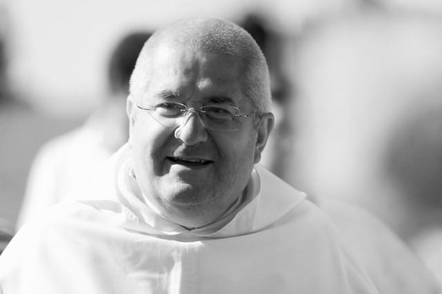 Pogrzeb ojca Jana Góry odbędzie się w środę