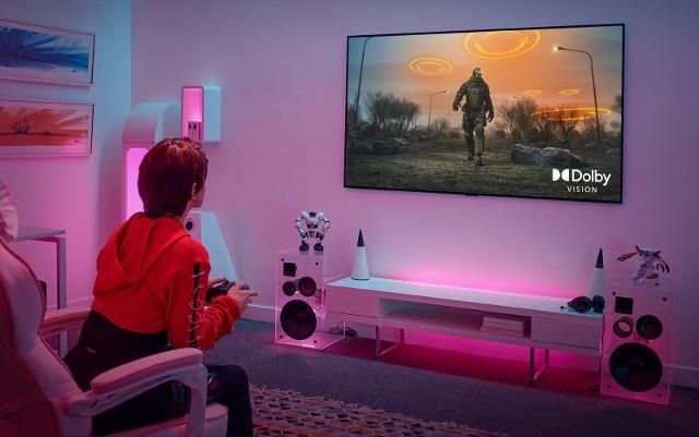 Grając pragniemy maksymalnej jakości wrażeń i nie inaczej jest, gdy do grania wykorzystujemy telewizor.