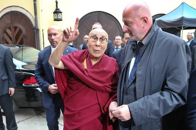 Wizyta Dalajlamy XIV we Wrocławiu, 20.09.2016 roku
