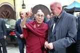 Dalajlama rozpoczął wizytę we Wrocławiu [ZDJĘCIA]