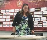 Martyna Pajączek wyda  podręcznik na temat funkcjonowania Widzewa