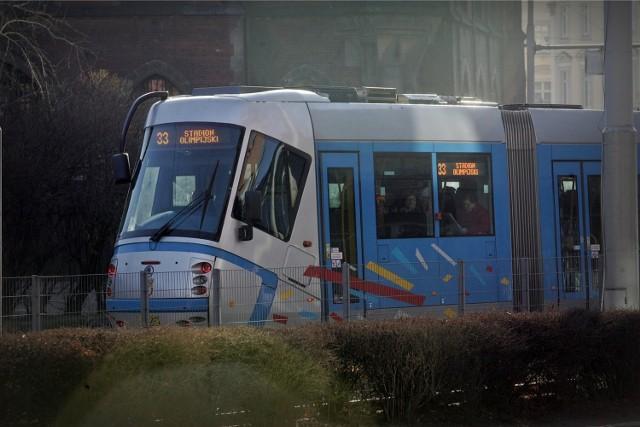 17.02.2014 - tramwaje Plus od dziś nie są już Plusami